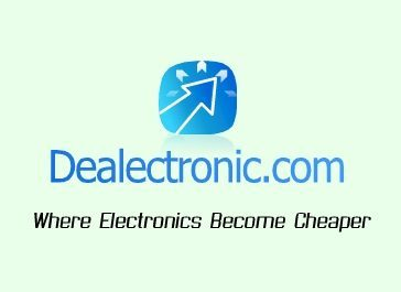 Dealectronic Logo