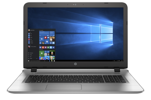 HP Laptop 17t