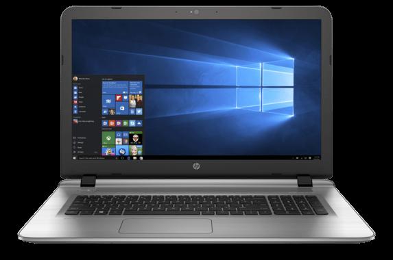 HP Laptop 17t