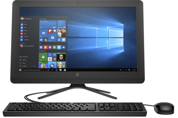 HP All-in-One 22-b010z