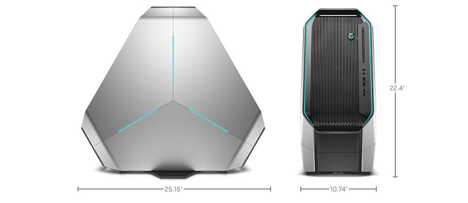 Alienware Area 51 Review By Far The Most Powerful Gaming