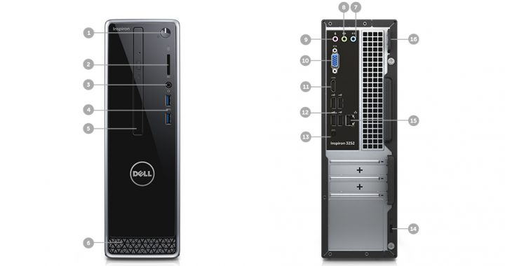Dell Inspiron Small Desktop