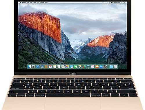 Apple MacBook MNYK2LL/A
