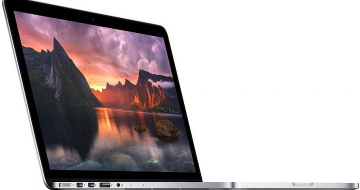 Apple MacBook Pro MPXR2LL/A