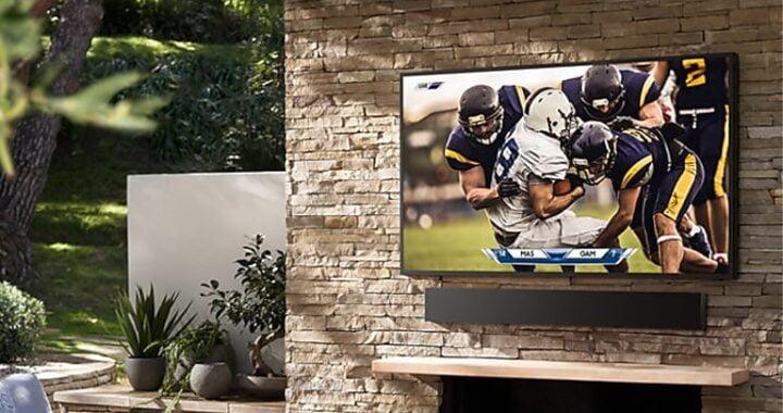 Samsung The Terrace TV