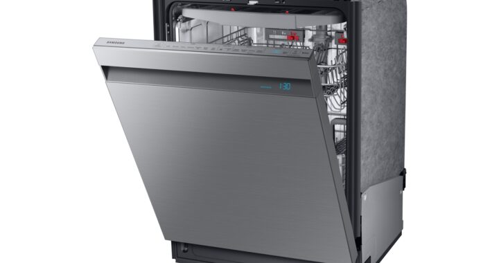 Samsung Linear Wash DW80R9950UG/AA