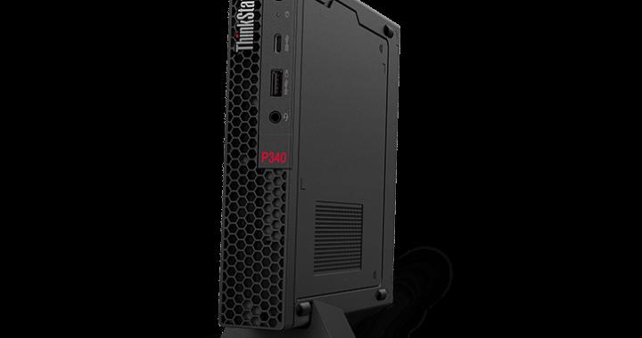 Lenovo ThinkStation P340 Tiny